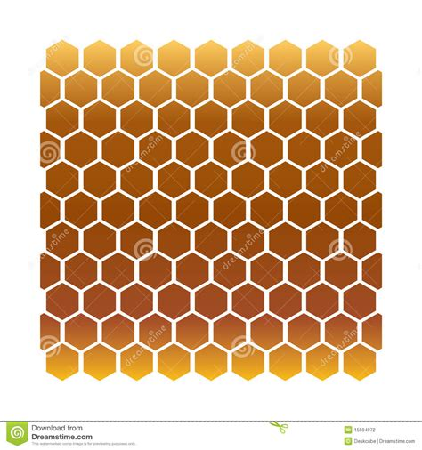 gold honeycomb pattern honeycomb gold stock photography image 15594972