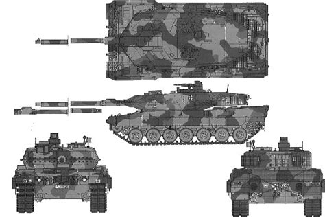Home Interior Accessories Online by Leopard 2a6 Main Battle Tank Technical Data Sheet