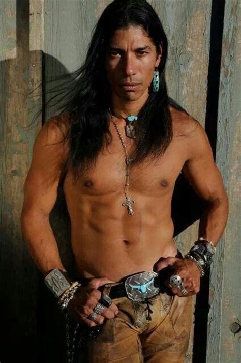 How To Do A Long Native American Male Hair Styles   178 best native american men images on pinterest native