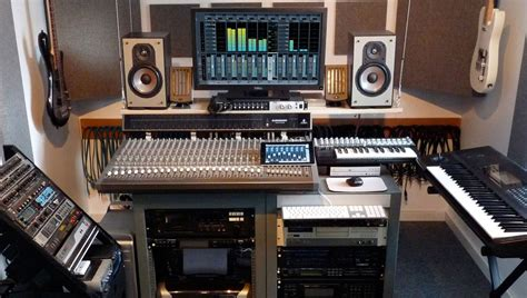 come creare un home studio recording