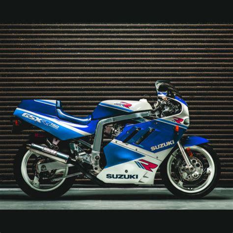 89 Suzuki Gsxr 750 Suzuki Gsx R 750 For Sale 266 Used Motorcycles From 275