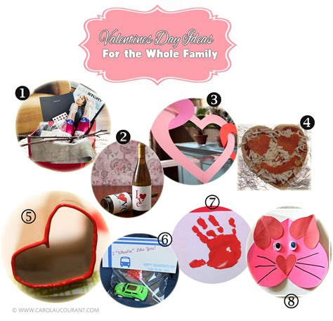 family valentines day ideas valentines day ideas for the whole family cac