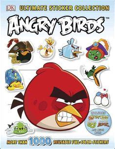 Stiker Ac Angry Bird complete angry birds wars 2 characters guide all