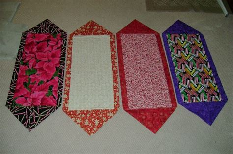 10 Minute Place Mat Pattern - 31 best images about easy quilting patterns on