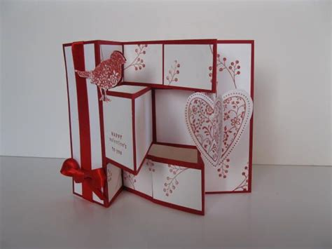 folding card ideas 1000 images about tri fold shutter cards on