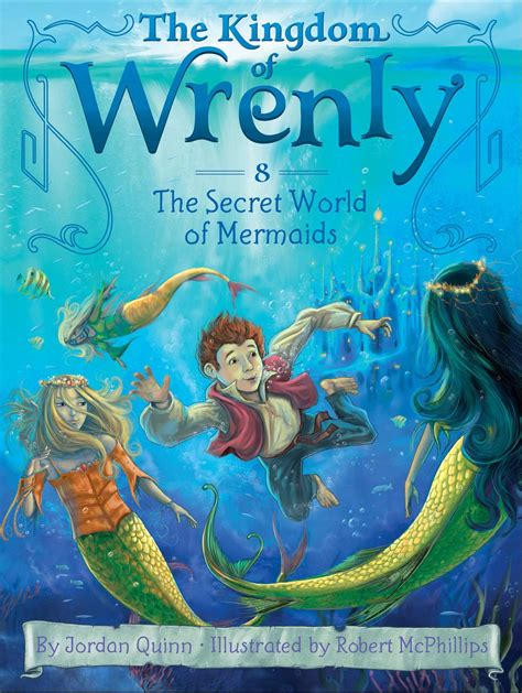 the secret world of mermaids book by quinn