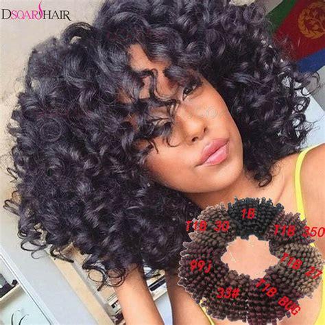 8 quot jumpy wand curl crochet braid hair extensions jamaican bounce curly twist hair ebay