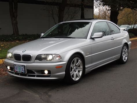 2003 bmw 325 ci 2003 bmw 325ci coupe auto sport premium cold weather