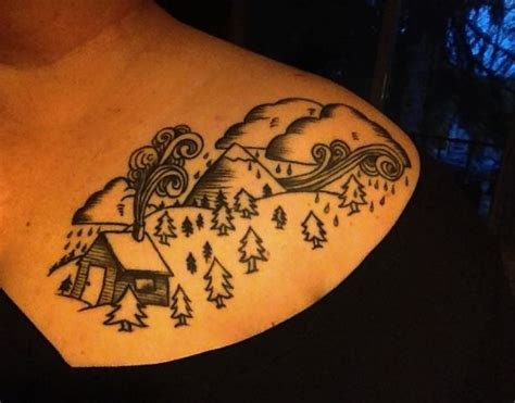 tattoo school portland 3332 best a skylines landscapes mountains buildings