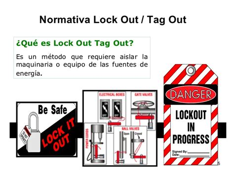 lockout tagout environmental health and safety services