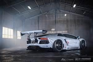 Lamborghini Zero Lamborghini Aventador Gets Zero Fighter Kit By
