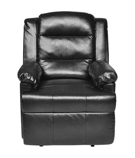 recliner lever 1 seater recliner with manual lever buy online rs