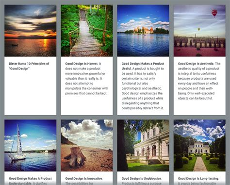 flexbox layout height flexbox based responsive equal height blocks with