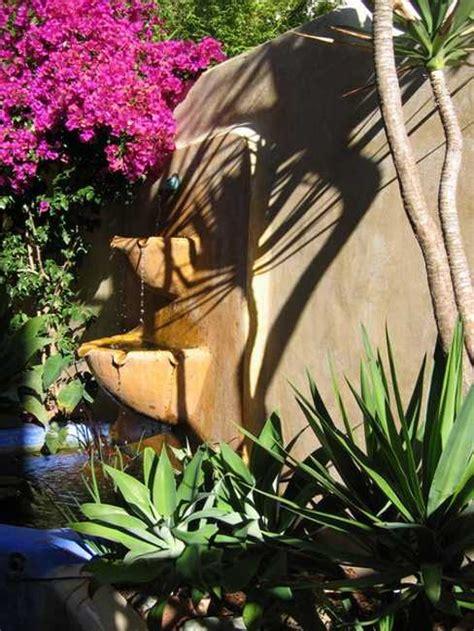 Mexican Garden Ideas Mexican Style Garden Designs And Yard Landscaping Ideas
