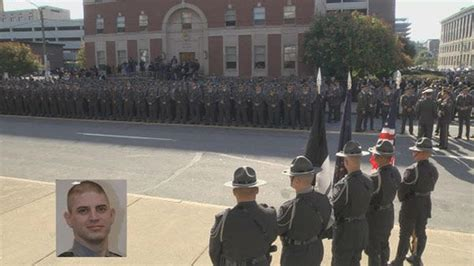 photos funeral of pennsylvania state trooper cpl bryon