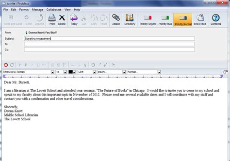 email formal how to write a business email exles inter office