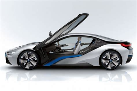 Electric Cars Sales Future Bmw I Series Electric Concept Cars Cosmonavigator S