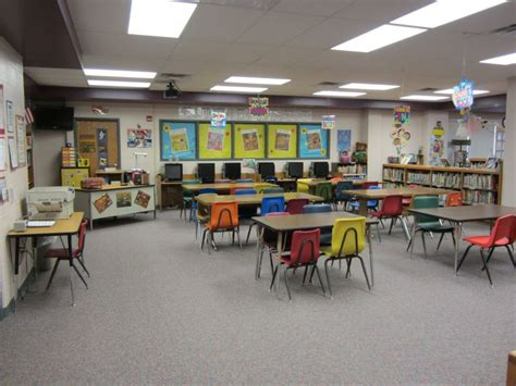 Home Design Story Update Usd 227 Tour The Elementary Library Media Center