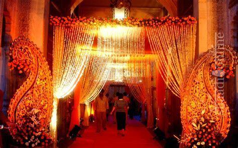dramatic wedding lights   Shaadionline: Signature Weddings