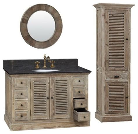 infurniture inc 36 quot single sink bathroom vanity natural