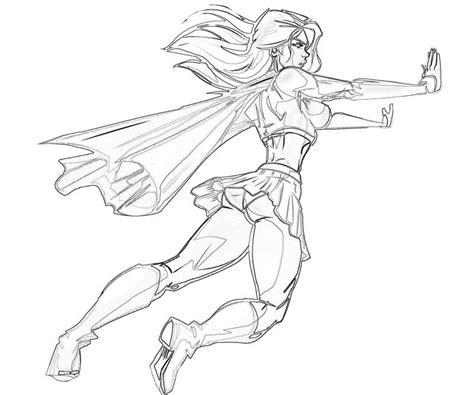 black superwoman coloring coloring pages