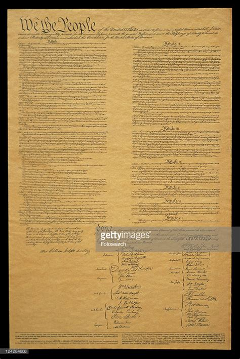 printable original us constitution this shows the entire original us constitution on its