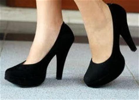 Boot Heel Heels Silang Karet Elastis Murah murah sandal wanita sepatu wanita wedges boots