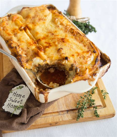 traditional cottage pie recipe s traditional cottage pie