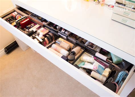 how to organize your dressing table 5 useful unique tips