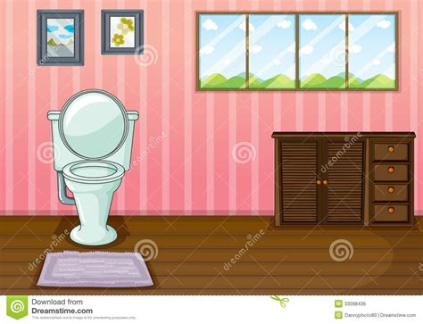 School Comfort Room by A Comfort Room Royalty Free Stock Image Image 33098436