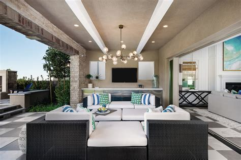 open air california rooms add  luxury element  outdoor