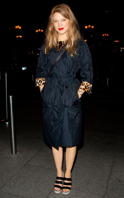 lea seydoux diet actress l 233 a seydoux street style pictures of actress l 233 a