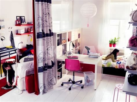 pink and black bedroom free style interiors bonita deco chambre ado 6