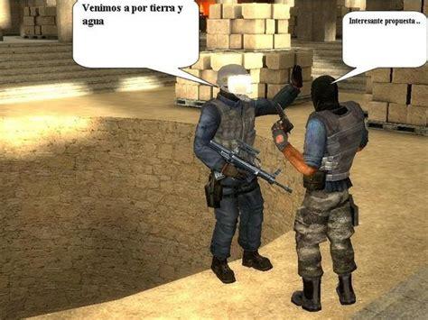 Kaos Fangkeh Counter Strike 8 imagenes graciosas de hoy
