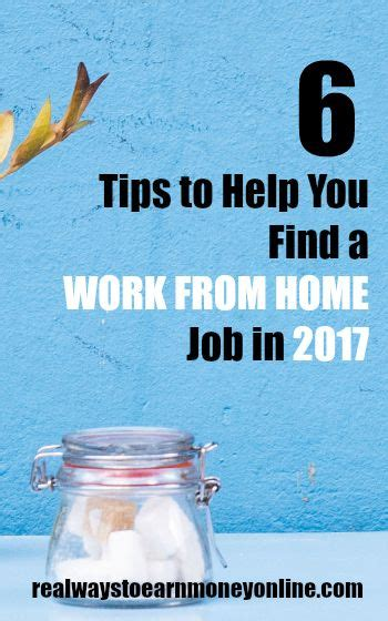 tips to buy home in 2017 6 tips to help you find a work from home job in 2017