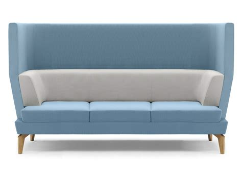 high couch entente high back sofa entente collection by boss design