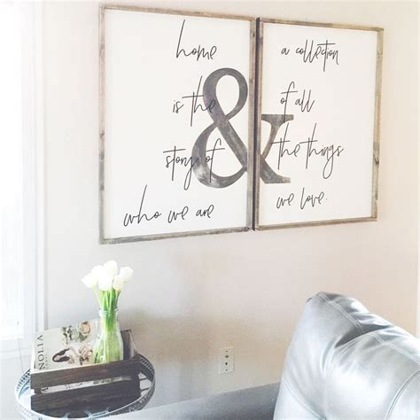 farmhouse wall decor 149063 best images about collab home decor inspiration
