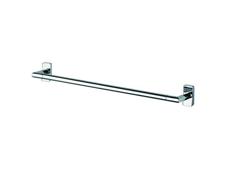 chrome bathroom towel rails inda storm chrome towel rail uk bathrooms
