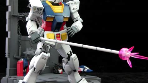 Hanger Anime Gundam Rx78 1 100 gundam rx 78 2 master grade ver 1 5 modified weapon hanger in hd 1280 x 720