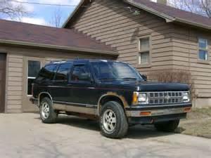 sell used 1991 chevrolet s10 blazer tahoe lt sport utility