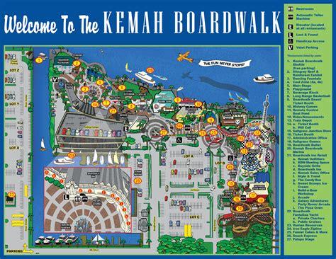 kemah houston map kemah boardwalk the never stops