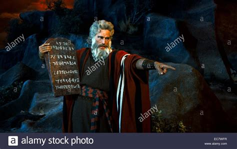 film american epic the ten commandments stock photo royalty free image