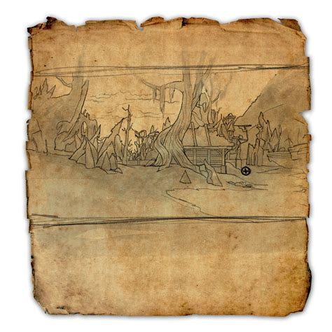 coldharbour treasure map coldharbour treasure maps elder scrolls wiki