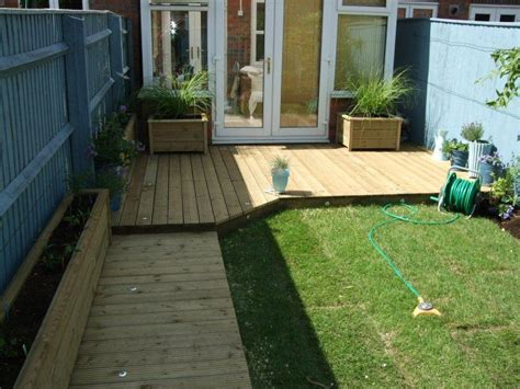 decking ideas for small gardens image result for small garden decking ideas garden ideas