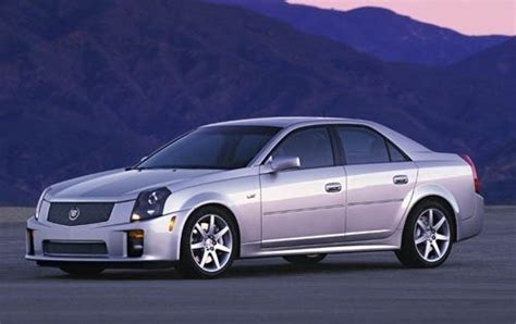 2004 cadillac cts v mpg used 2004 cadillac cts v sedan pricing features edmunds