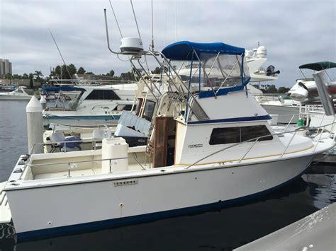 blackman boats for sale san diego blackman 26 billfisher fish machine 42 000 mission bay