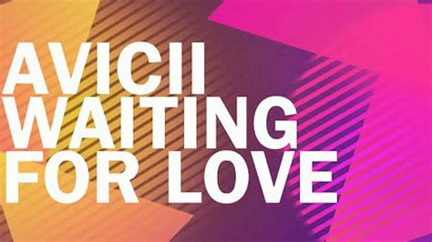 avicii karaoke live avicii waiting for love youtube