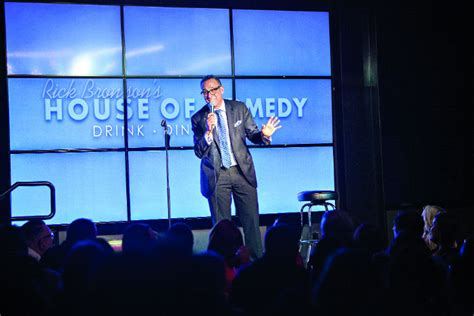 house of comedy rick bronson s comedy club brings the laughs to north phoenix