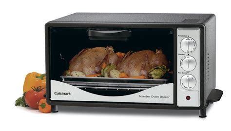 Toaster Broiler Cuisinart Classic Toaster Oven Broiler