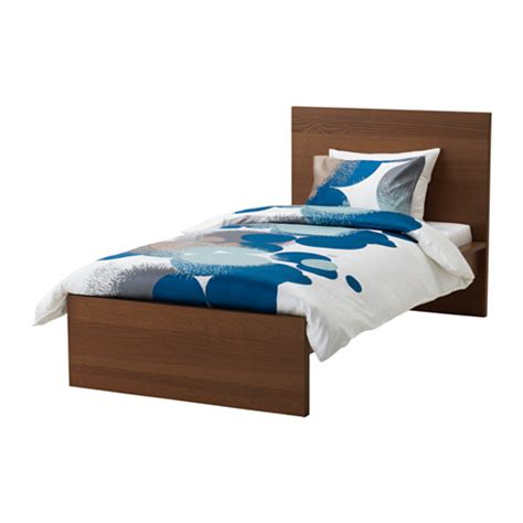 Malm High Bed Frame Review Malm Bed Frame High Lur 246 Y Ikea